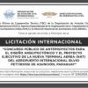 """""""CONCURSO PUBLICO DE ANTEPROYECTO PARA EL DISEÑO ARQUITECTÓNICO Y EL PROYECTO EJECUTIVO DE LA NUEVA TERMINAL AÉREA (NAT) DEL AEROPUERTO INTERNACIONAL SILVIO PETTIROSSI DE ASUNCIÓN, PARAGUAY"""""""